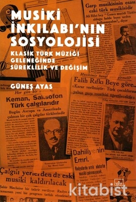 İthaki Yayınları - Musiki İnkılabı'nın Sosyolojisi