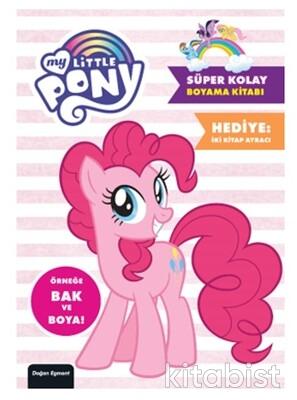 Doğan Egmont Yayınları - My Lıttle Pony Süper Kolay Boyama Kitabı