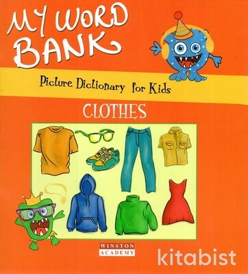 Winston Academy - My Word Bank - Clothes
