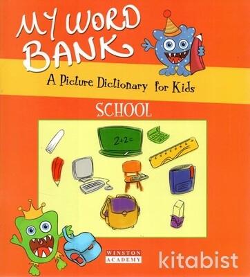 Winston Academy - My Word Bank - School