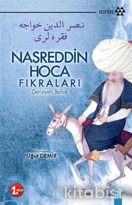 Yeditepe Yayınları - Nasreddin Hoca Fıkraları-1.Kitap