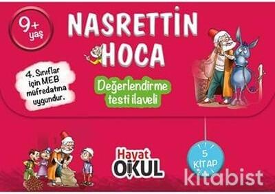 Hayat Yayınları - Nasrettin Hoca Set 9+
