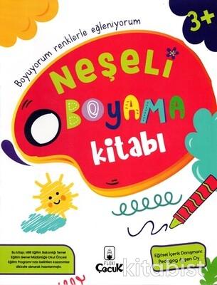 Floki Çocuk - Neşeli Boyama Kitabı