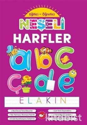 Beyaz Balina Yayınları - Neşeli Harfler-Eğitici Öğretici