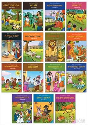 Özyürek Yayınları - Neşeli Hayvan Öyküleri 15 Kitap