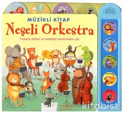 Neşeli Orkestra-Müzikli Kitap