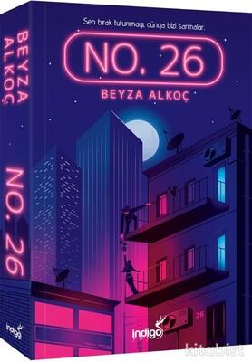 İndigo Kitap - No. 26
