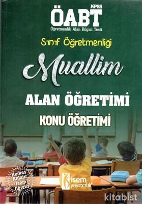 İsem Yayıncılık - ÖABT Muallim Sınıf Öğretmenliği Konu Öğretimi Set