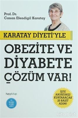 Hayy Kitap - Obezite ve Diyabete Çözüm Var!