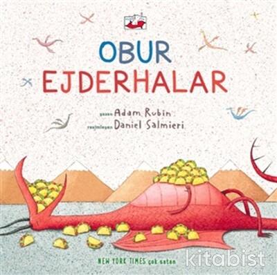 Uçan Fil Yayınları - Obur Ejderhalar 1
