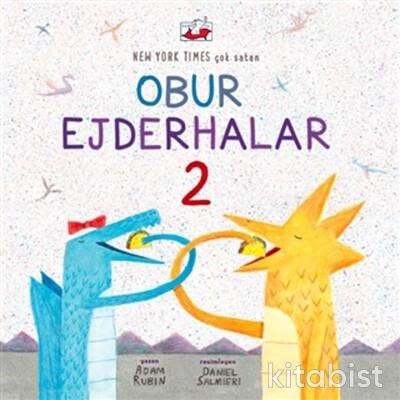 Uçan Fil Yayınları - Obur Ejderhalar 2