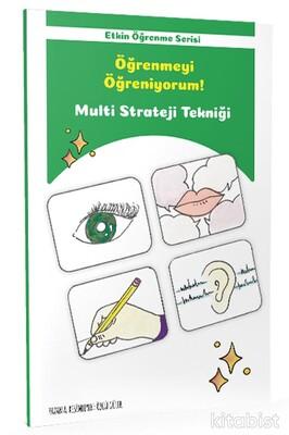 Yüksek Başarı Yayınları - Öğrenmeyi Öğreniyorum! - Etkin Öğrenme Serisi (Multi Strateji Tekniği)