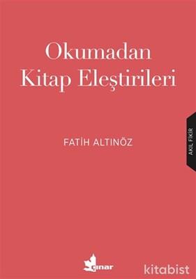 Çınar Yayınları - Okumadan Kitap Eleştirileri