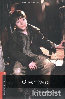 Winston Academy - Oliver Twist - Level 3