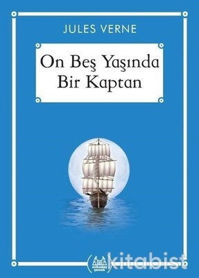Arkadaş Yayınları - On Beş Yaşında Bir Kaptan - Midi Boy