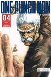 Akılçelen Yayınları - One-Punch Man-Tek Yumruk Cilt 4