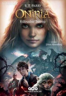 Yapıkredi Yayınları - Oniria 3-Kabuslar Savaşı