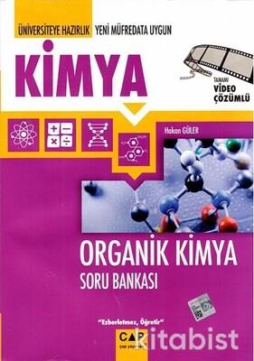 Çap Yayınları - Organik Kimya Soru Bankası