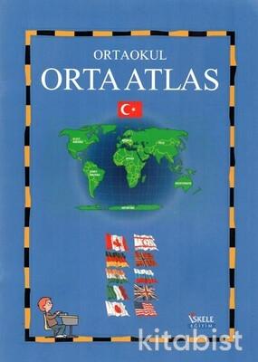 İskele Yayınları - Orta Atlas (İlköğretim)