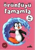 Beyaz Panda Yayınları - Örüntüyü Tamamla 4+