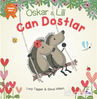 İndigo Kitap - Oskar ve Lili - Can Dostlar