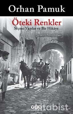 Yapıkredi Yayınları - Öteki Renkler