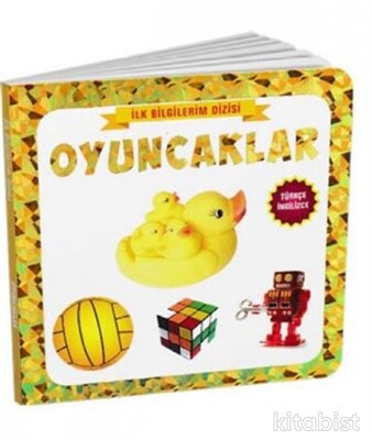 Tiny Kids - Oyuncaklar - İlk Bilgilerim Dizisi