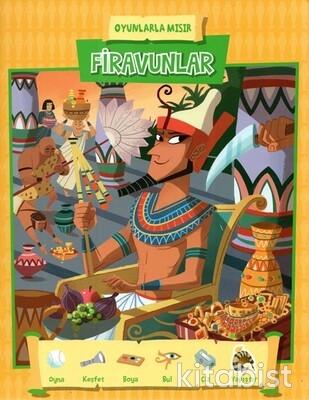 Yağmur Çocuk - Oyunlarla Mısır Firavunlar