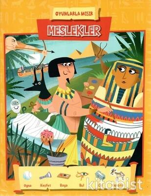 Yağmur Çocuk - Oyunlarla Mısır Meslekler