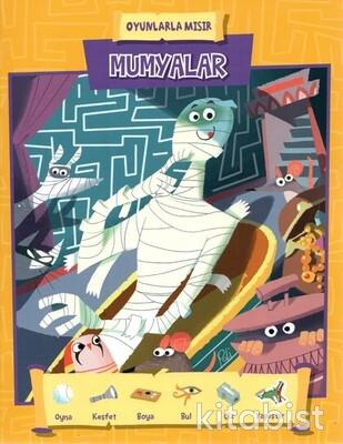 Yağmur Çocuk - Oyunlarla Mısır Mumyalar