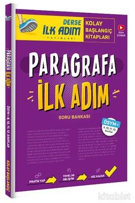 İlk Adım Yayınları - Paragrafa İlk Adım Soru Bankası