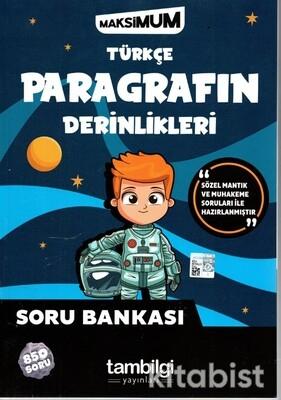 Tam Bilgi Yayınları - Paragrafın Derinlikleri Türkçe Soru Bankası