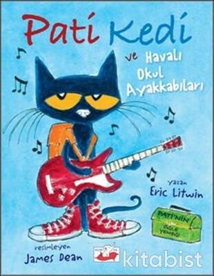Uçan Fil Yayınları - Pati Kedi ve Havalı Okul Ayakkabıları