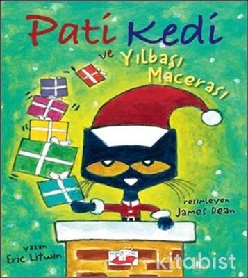 Uçan Fil Yayınları - Pati Kedi ve Yılbası Macerası