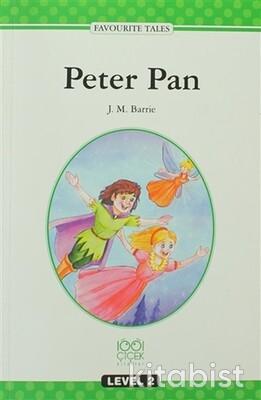 1001 Çiçek Yayınları - Peter Pan - Level 2
