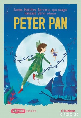 Tudem Yayınları - Peter Pan - Sende Oku