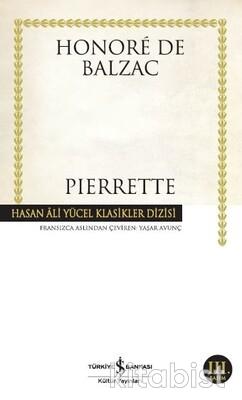 İş Bankası Yayınları - Pıerrette(K.Kapak)