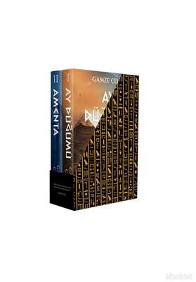 Ephesus Yayınları - Piramit Seti (2 Kitap Takım - Ciltli)