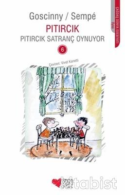 Can Çocuk Yayınları - Pıtırcık Satranç Oynuyor