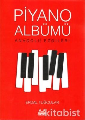 Arkadaş Yayınları - Piyano Albümü Anadolu Ezgileri