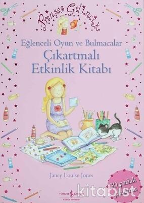 Prenses Gelincik - Çıkartmalı Etkinlik Kitabı