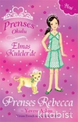 Doğan Egmont Yayınları - Prenses Okulu-Prenses Rebecca ve Yavru Aslan