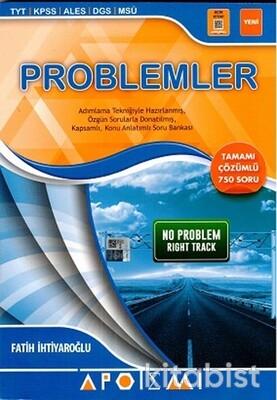 Apotemi Yayınları - Problemler