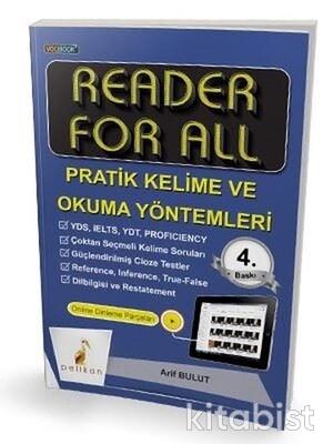 Pelikan Yayınları - Reader For All Pratik Kelime ve Okuma Yöntemleri