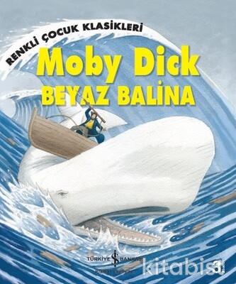 Renkli Ç.Klas.-Moby Dıck-Beyaz Balina
