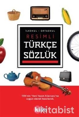 Kida Yayınları - Resimli Türkçe Sözlük (İlkokul-Ortaokul)