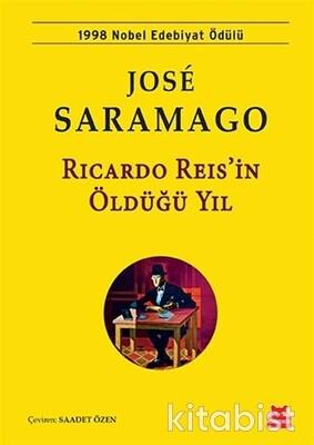 Kırmızı Kedi Yayınları - Ricardo Reis in Öldüğü Yıl