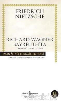 Rıchard Wagner Bayreuth Ta (K.Kapak)