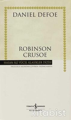 Robınson Crusoe (Ciltli)