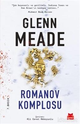 Kırmızı Kedi Yayınları - Romanov Komplosu